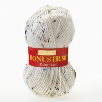 Hayfield Bonus Chunky 100g - RRP £2.39 - OUR PRICE from £1.75